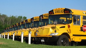 Fleet Services - Shool Buses